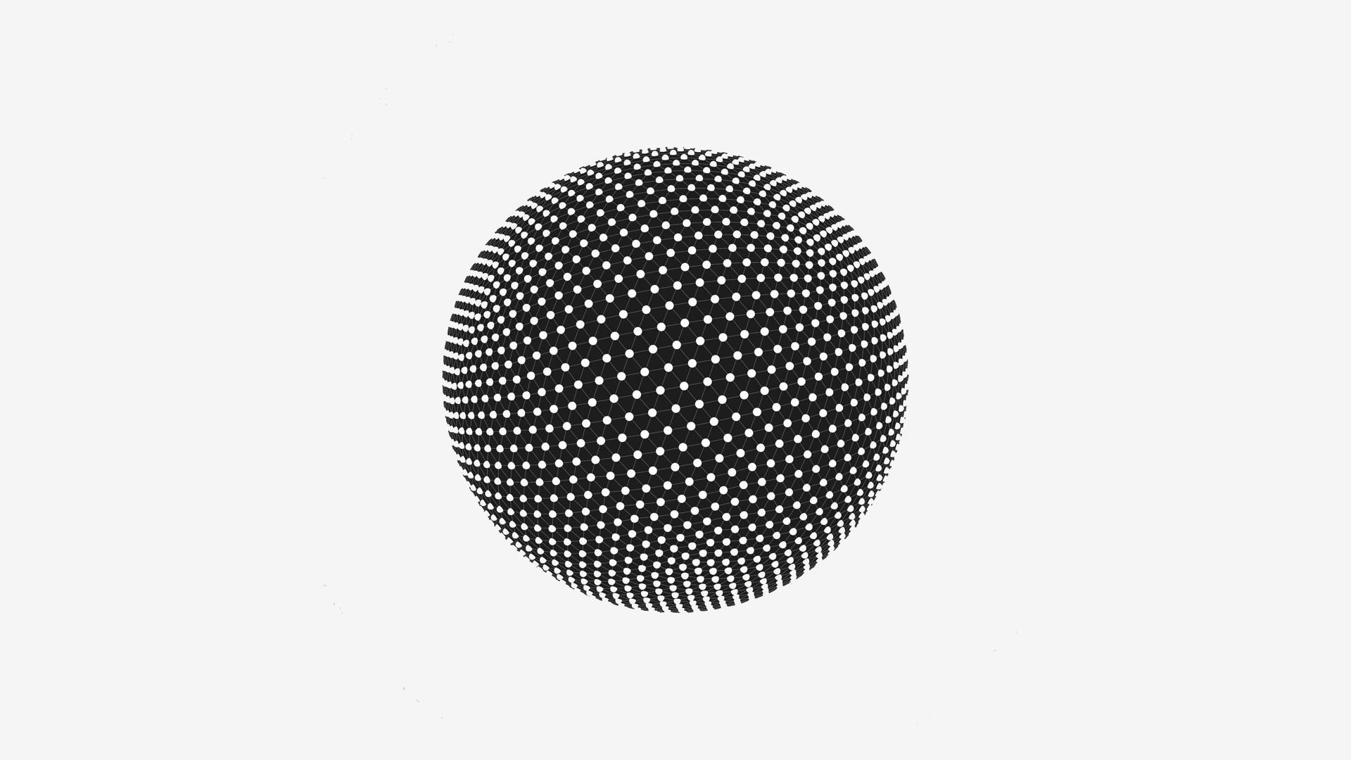 1080 x 1920 illusion wallpaper: Tesseract-simple-background-white-illusion-altered-state
